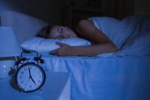 Chronobiology, sleep