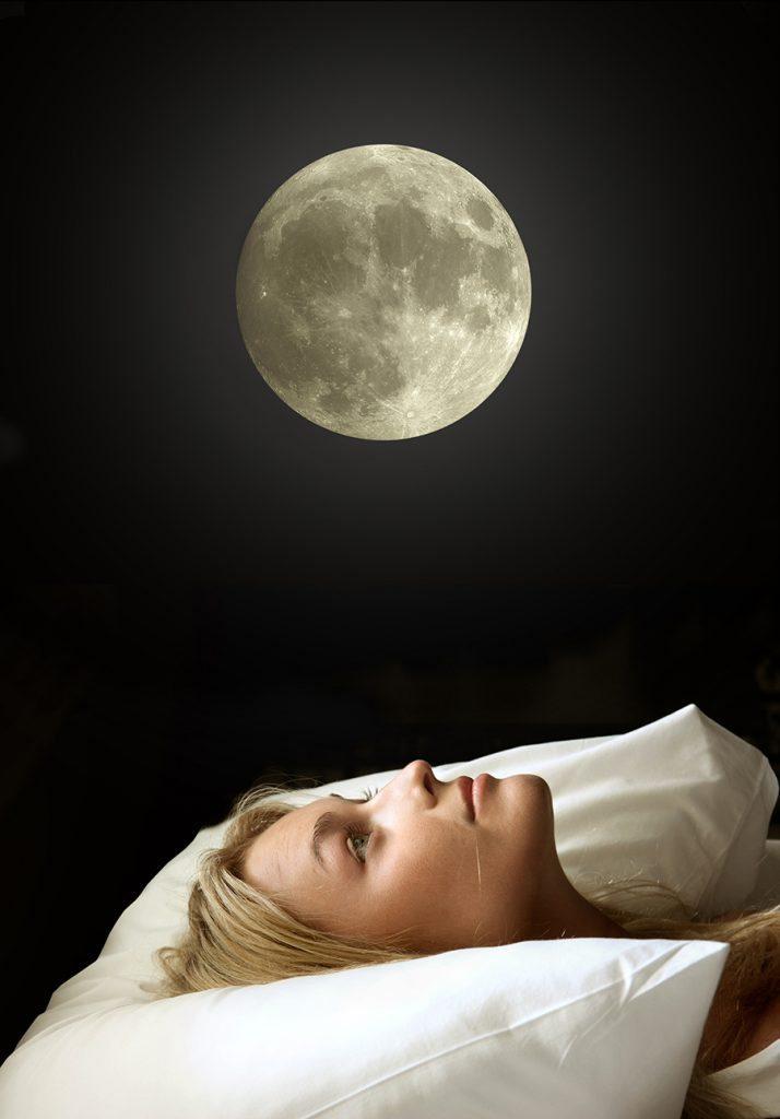 хорошей картинки про сон и ночью есть