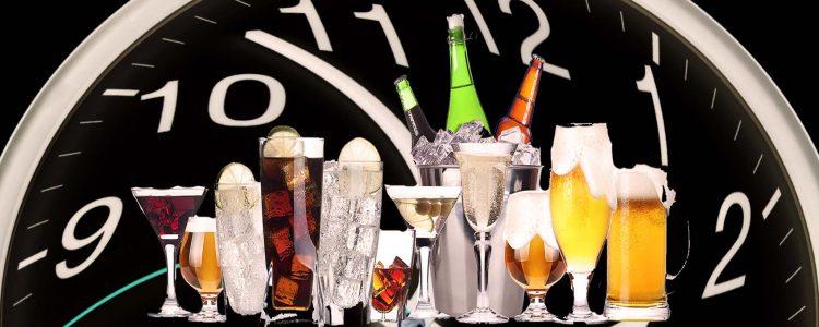 Stört Alkohol ihren Biorhythmus?
