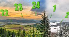 Saisonal affektive Störung: Sonnenlicht und Ihr Biorhythmus