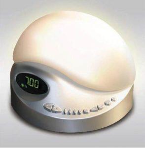 Light Therapy, Alarm Clocks, chronobiology, briobrite