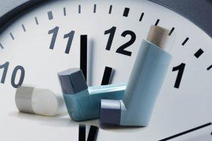 Asthma, Circadian Rhythm
