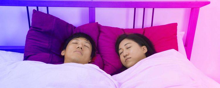 Schlafstörungen: Der Unterschied zwischen Männer und Frauen