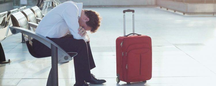 Vielflieger aufgepasst: Zu häufiges Verreisen hat Konsequenzen