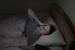 Control of Emotions and Insomnia: A Link, anxiety, sleep