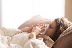 Sleep, chronobiology, immune system