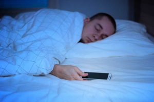 Sleep Phenomena, sleep texting, insomnia