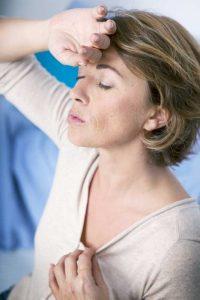 Menopause, Insomnia