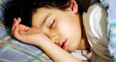 Neue Studie zeigt: Der Schlaf von Kindern wird durch Bleiexposition beeinflusst