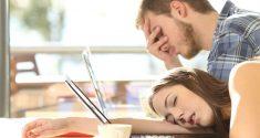 Kann die Neueinstellung eines gestörten Schlaf-Wach-Rhythmus den Stoffwechsel ankurbeln?