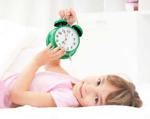 Children Misbehaving: Are Irregular Bedtimes to Blame? 1