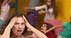 Kinder mit schlechtem Benehmen: Sind unregelmäßige Schlafenszeiten schuld?