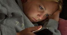Lichtverschmutzung trägt zu einer schlechten Schlafhygiene bei