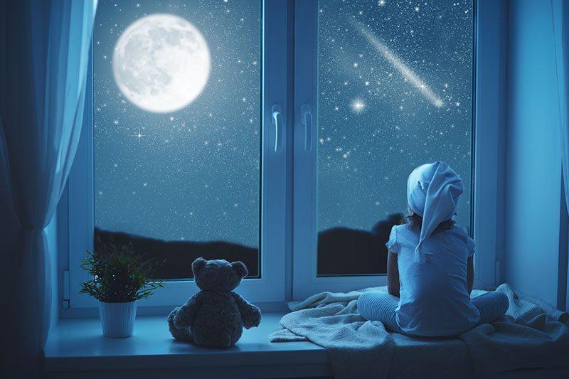 Для разбора каждого ночного видения разбейте сюжет на отдельные части.