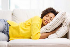 Why Women Have a Harder Time Getting the Sleep They Need 1
