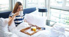 Während der Feiertage einen gesunden Schlaf-Wach-Rhythmus beibehalten