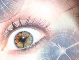 The Eye's Role in Circadian Rhythm Entrainment