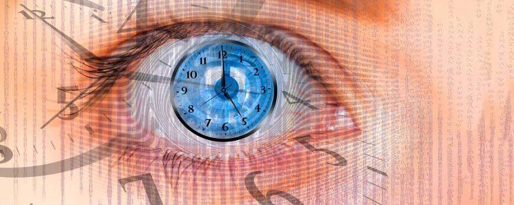 TDie Rolle des Auges bei der Einleitung des circadianen Rhythmus