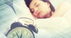 Auch wenn Sie gut schlafen, könnte eine circadiane Zeiterkrankung vorliegen