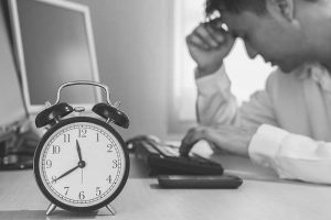 You May Sleep Well and Still Suffer From Circadian-Time Sickness