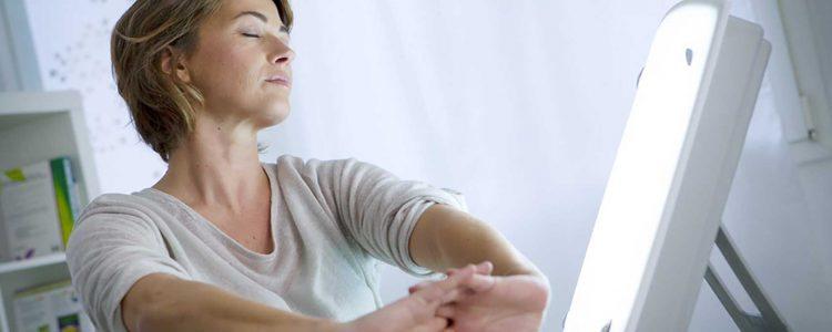 Die Grundlagen der Lichttherapie
