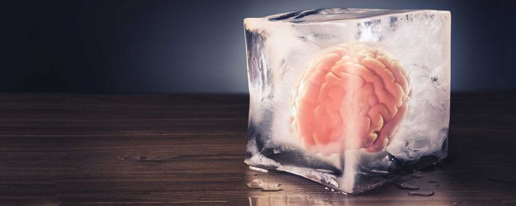 Body Temperature Related to Level of Unconsciousness in the Brain Damaged