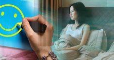 Schlafentzug und Depression: könnte Schlafverlust Ihre Stimmung verbessern?