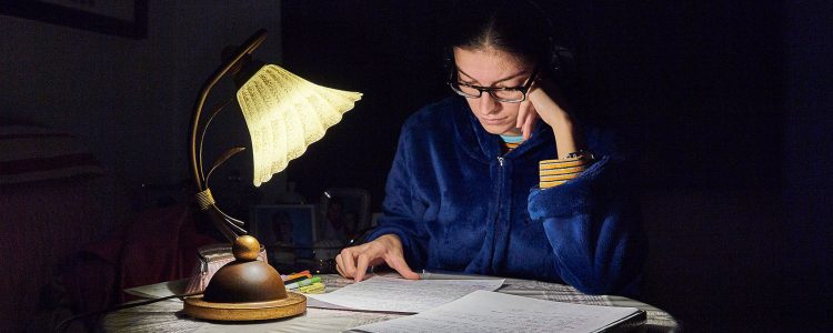 Too Much Dim Light Causes Cognitive Impairment