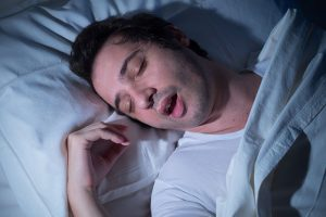 Talking in Sleep May Indicate Greater Risk for Developing Dementia 1