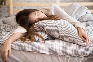 The Negative Health Effects of Delayed Sleep Schedule 1