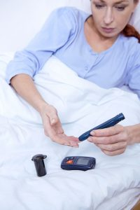 Poor Sleep Slows Wound Healing in Diabetics