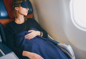 How to Sleep on a Plane: Top 4 Tips 1
