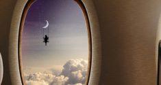 Die 4 besten Tipps, wie Sie im Flugzeug schlafen können 2