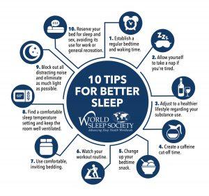 World Sleep Day: Recognizing the Importance of Sleep