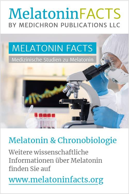 MelatoninFACTS – Medizinische Studien zu Meatonin & Chronobiologie