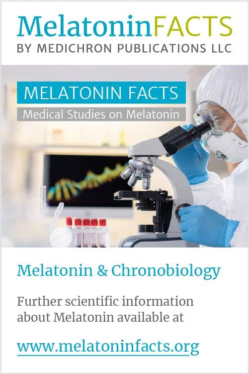 MelatoninFACTS – Medical Studies on Melatonin & Chronobiology