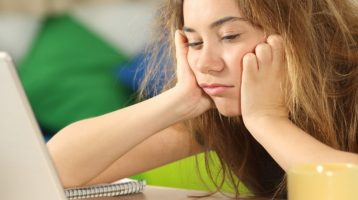 Sleep Deprivation in Teens Causes Anger, Depression and Lack of Energy