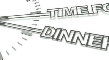 Richtige Essenszeit am Abend sorgt für optimale Gesundheit